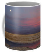 Full Moon Over Laguna De Chaxa Coffee Mug