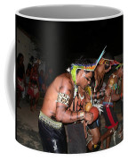 Fulnio Indians Of Brazil  Coffee Mug