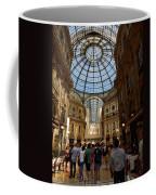 Galleria Vittorio Emanuele. Milano Milan Coffee Mug