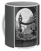 Garfield Funeral, 1881 Coffee Mug