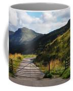 Gates. Rest And Be Thankful. Scotland Coffee Mug