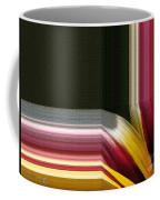 Gazania Named Big Kiss White Flame Coffee Mug