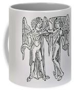 Gemini An Illustration Coffee Mug
