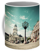 Gendarmenmarkt In Berlin Germany Coffee Mug