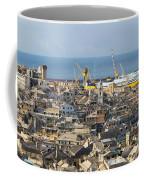 Genova. The Old Town  Coffee Mug