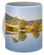 George Town Lake Reflections Coffee Mug