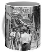Georgia Albany, 1962 Coffee Mug