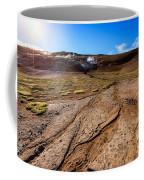Geothermal Field Coffee Mug