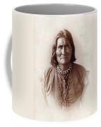 Geronimo Native American Chief Coffee Mug