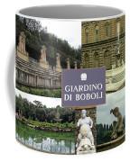 Giardino Di Boboli Coffee Mug