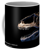 Giganotosaurus Skull 3 Coffee Mug