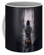 Girl In The Woods Coffee Mug