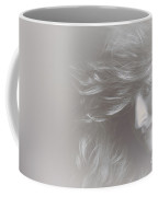 Glamorous Girl With Luxury Salon Hair Style Coffee Mug