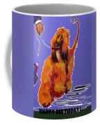 Go Red Go Coffee Mug
