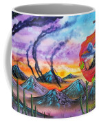 God Of A Thousand Faces Coffee Mug