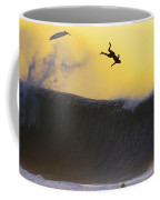 Gold Leap Coffee Mug