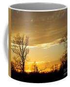 Golden Sunset 61 Coffee Mug