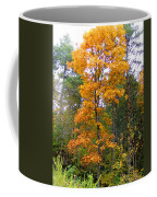 Golden Tree Coffee Mug