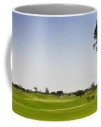 Golf Fairway Coffee Mug
