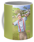 Golf Temper Tantrum Coffee Mug