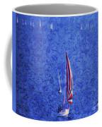 Gone Sailing Coffee Mug