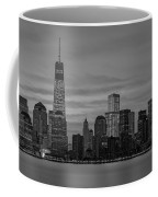 Good Morning New York City Coffee Mug