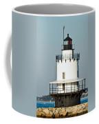 Goose Rocks Lighthouse Coffee Mug