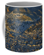 Granada And The Alhambra Coffee Mug