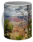 Grand Canyon View From The South Rim Coffee Mug