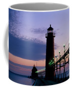 Grand Haven Lighthouse Coffee Mug