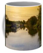 Grand Union Canal In Berkhampsted Coffee Mug