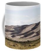 1 Great Sand Dunes Panorama Coffee Mug