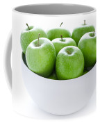 Green Granny Smith Apples Coffee Mug