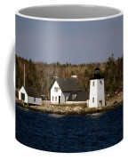 Grindel Point Lighthouse  Coffee Mug