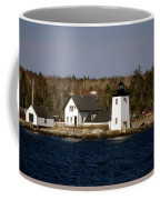 Grindel Point Lighthouse Coffee Mug