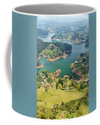 Guatape Lake Coffee Mug