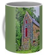 Guernsey Barn Coffee Mug