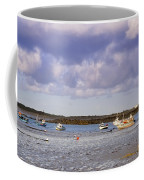 Guernsey Coastline Coffee Mug