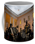 Halloween At The White House Coffee Mug