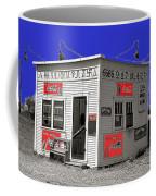 Hamburger Stand Coca-cola Signs Russell Lee Photo Farm Security Administration Dumas Texas 1939-2014 Coffee Mug