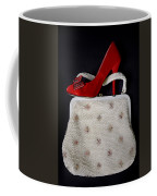 Handbag With Stiletto Coffee Mug