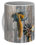 Hanging In There Coffee Mug