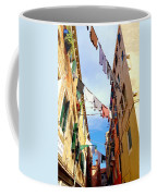 Hanging In Venice Coffee Mug