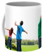 Happy Friends Coffee Mug