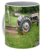 Hard Days Work Farm Tractor Coffee Mug
