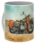 Harley Davidson Wla 1942 Coffee Mug
