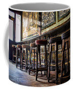 Have A Seat Coffee Mug by Heather Applegate