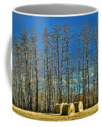 Hay Bails Coffee Mug
