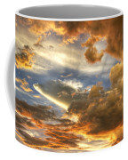 Heavenly Skies  Coffee Mug