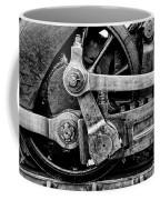 Heavy Steel Coffee Mug